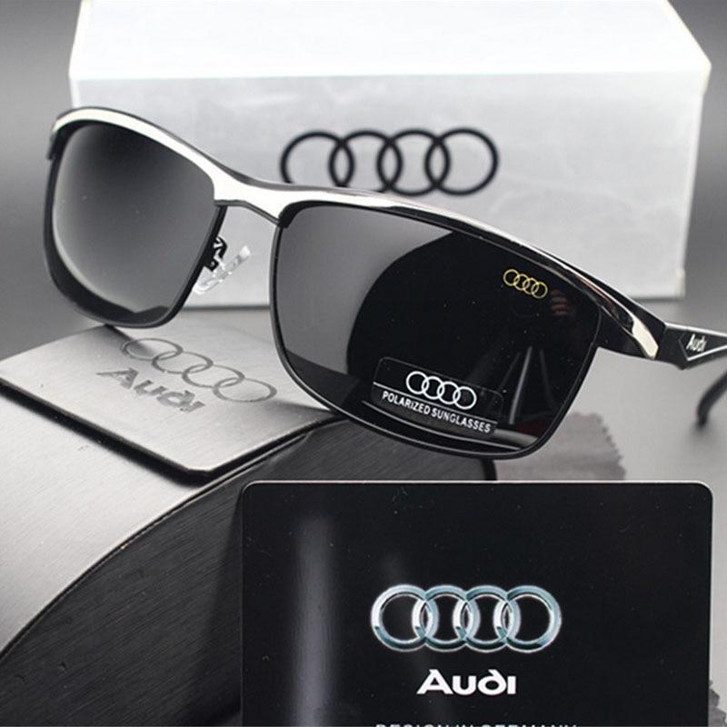 Audi Polarized Sunglasses UV400 Protection