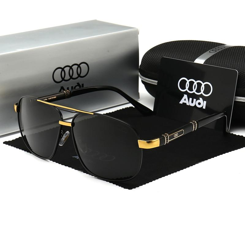 "Audi Polarized Sunglasses - ""Observer"""