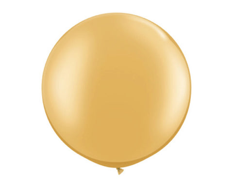 "Gold 30"" Balloon"