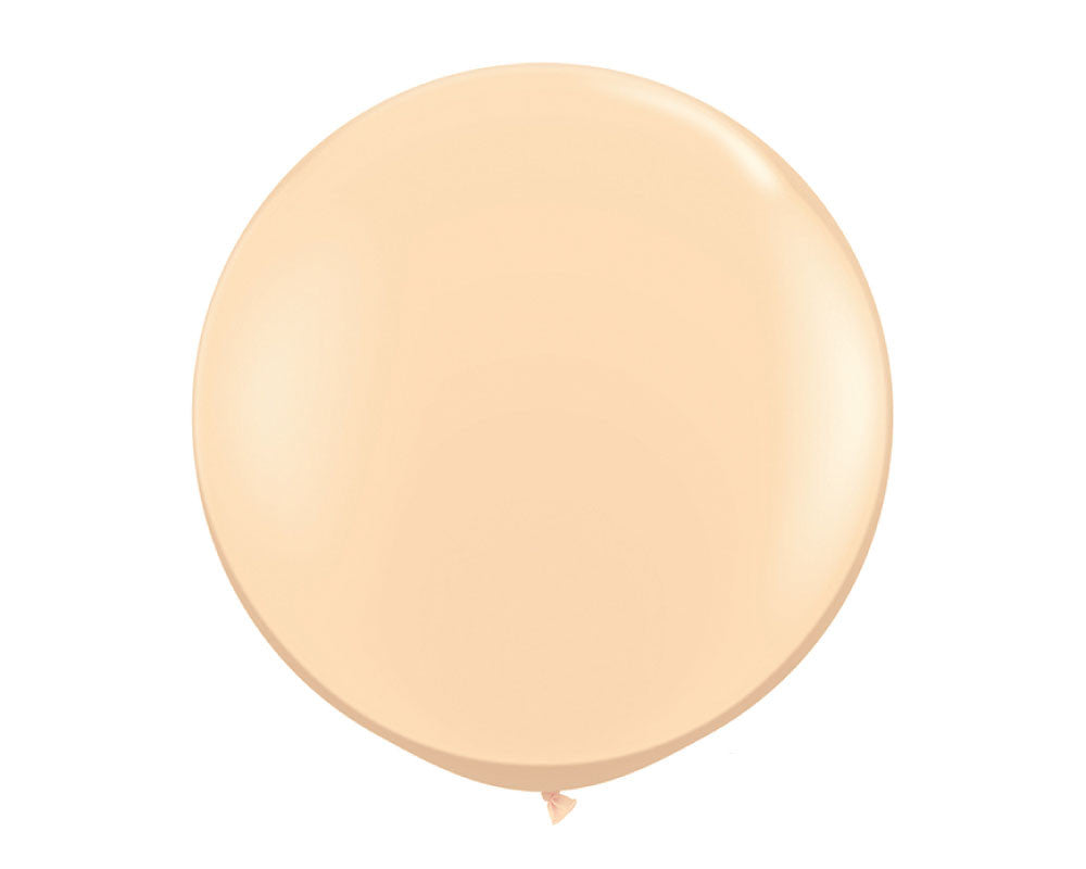 "Blush 36"" Balloon - Undercover Hostess - 1"