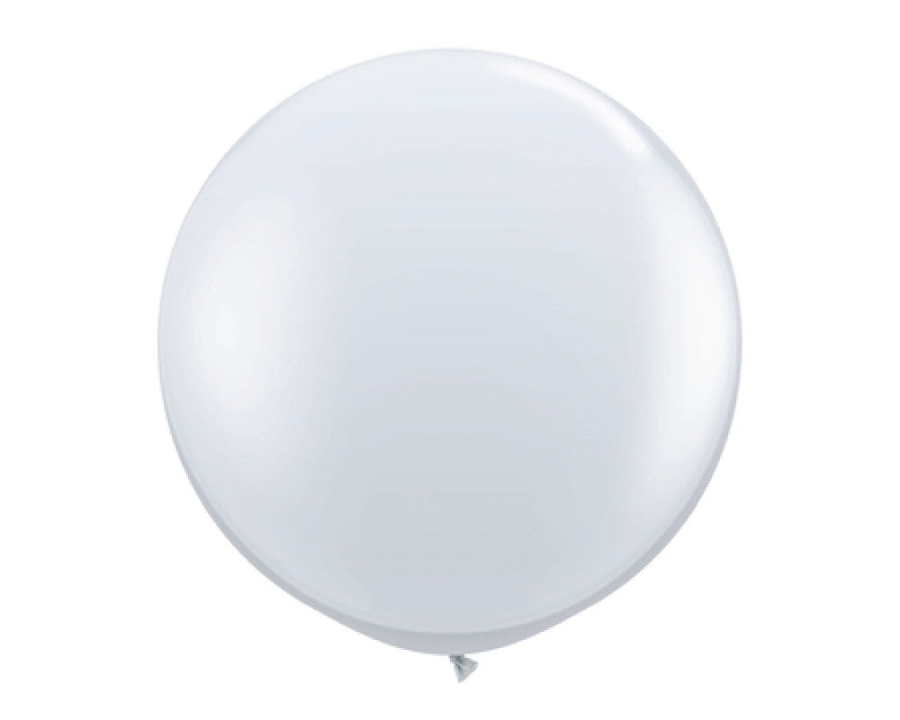 "Clear 36"" Balloon - Undercover Hostess - 1"