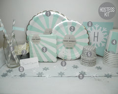 Winter Wonderland Hostess Kit - Undercover Hostess - 8