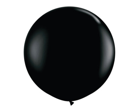 "Black 36"" Balloon"
