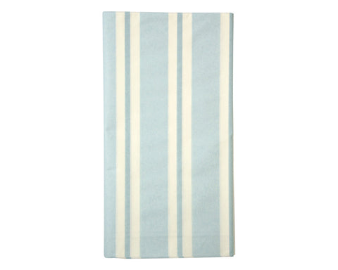 Blue Stripe Tablecloth