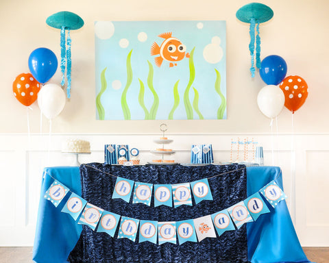 Clownfish Birthday Hostess Kit