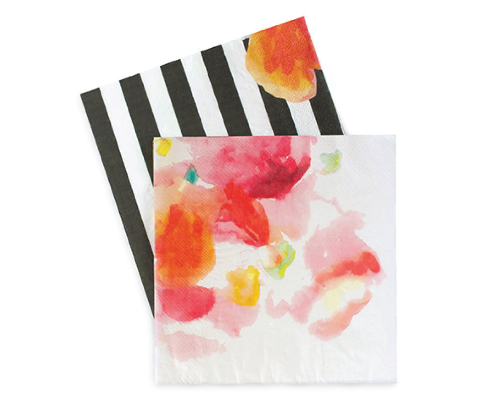 Floral Escape Napkins - Undercover Hostess - 1
