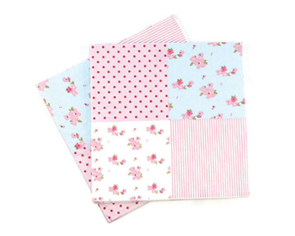 Floral Patchwork Napkins - Undercover Hostess - 1