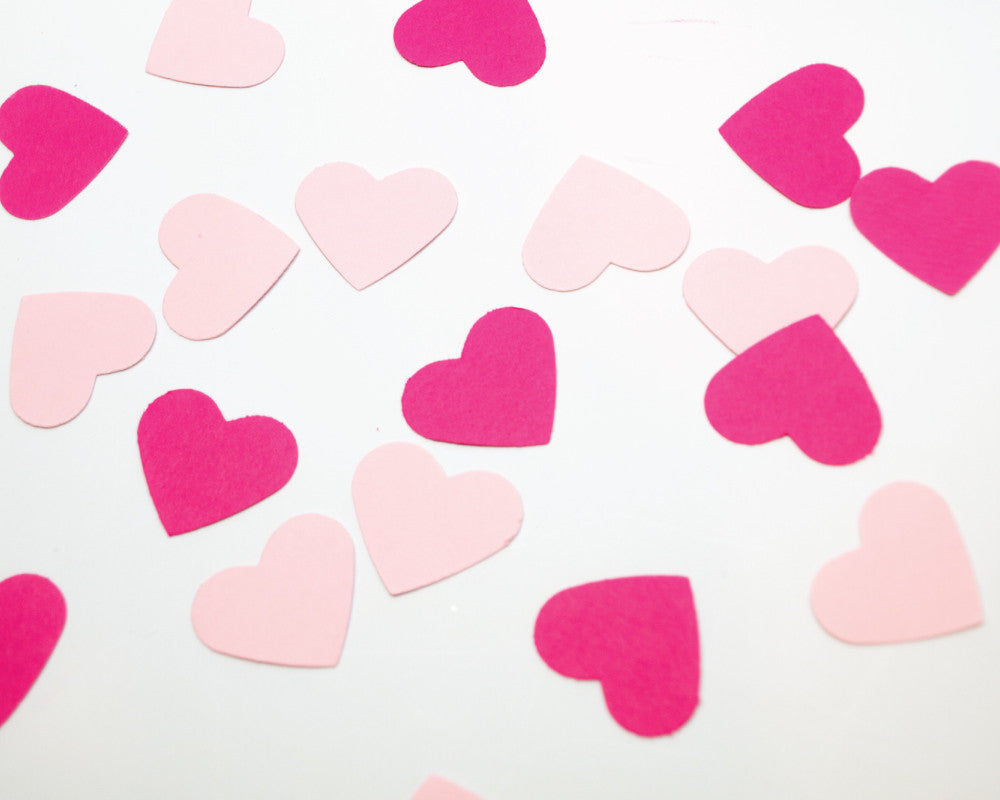 Heart Confetti Package - Undercover Hostess