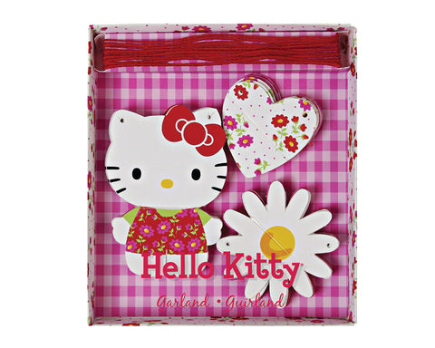 Hello Kitty Daisy Garland