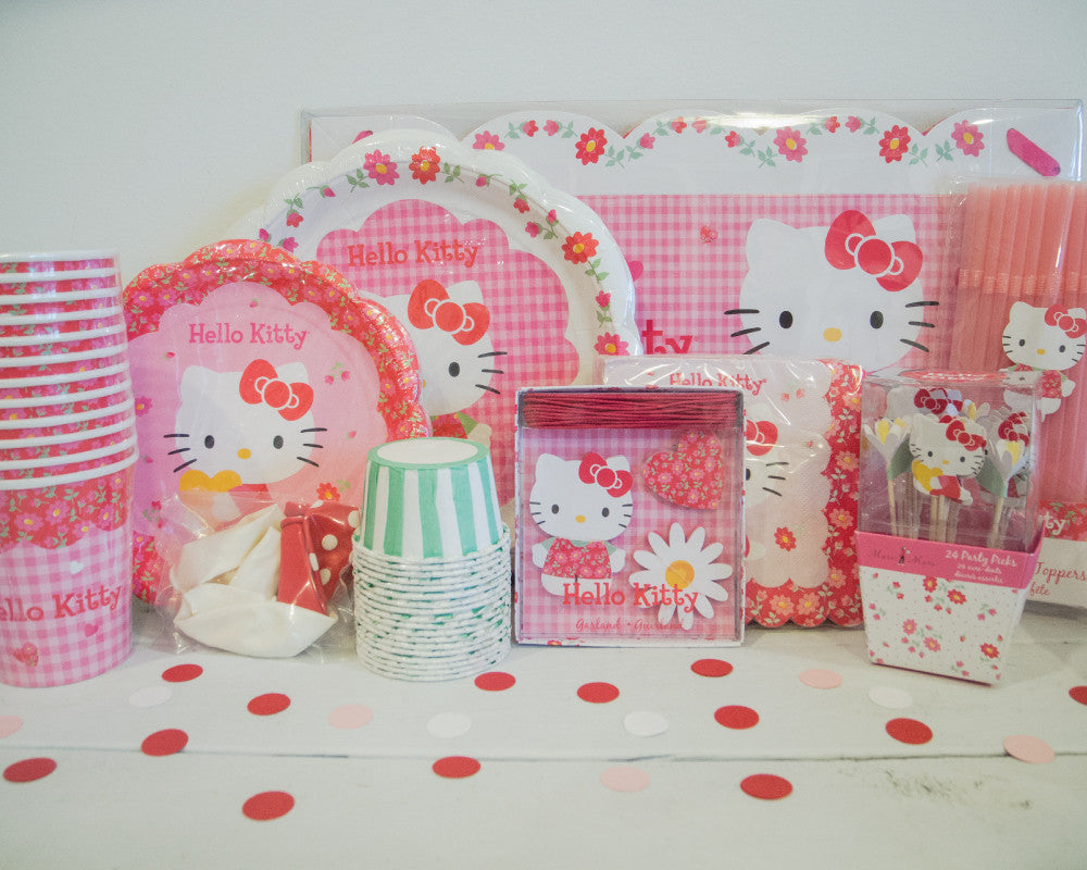 Hello Kitty Hostess Kit - Undercover Hostess - 1