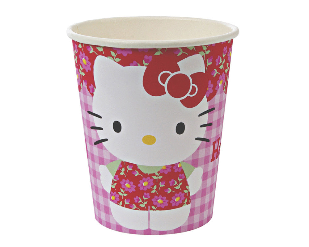 Hello Kitty Paper Cups - Undercover Hostess