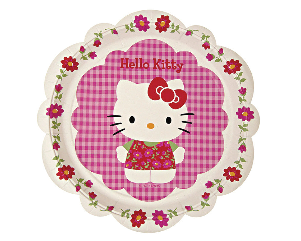 Hello Kitty Large Plates - Undercover Hostess
