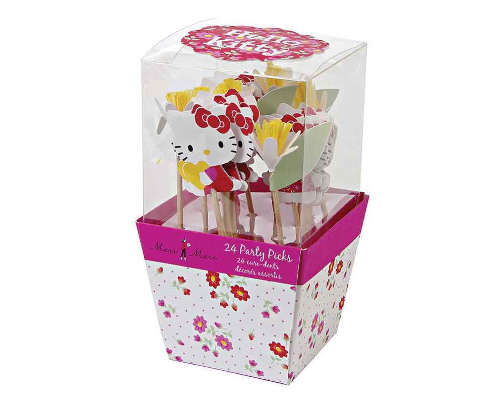 Hello Kitty Party Picks - Undercover Hostess