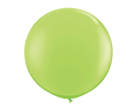"Lime Green 36"" Balloon"