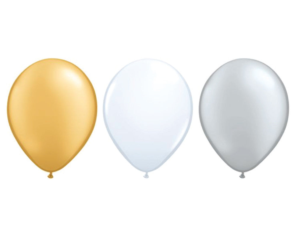 New Years Eve Balloons - Undercover Hostess