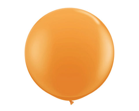 "Orange 36"" Balloon"