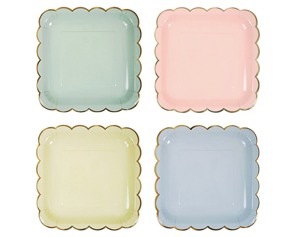 Pastel Large Plates - Undercover Hostess - 1