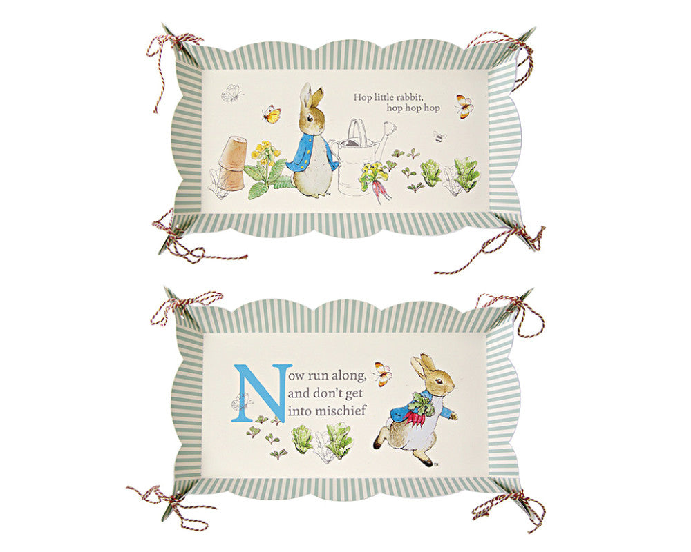 Peter Rabbit Serving Tray - Undercover Hostess - 1