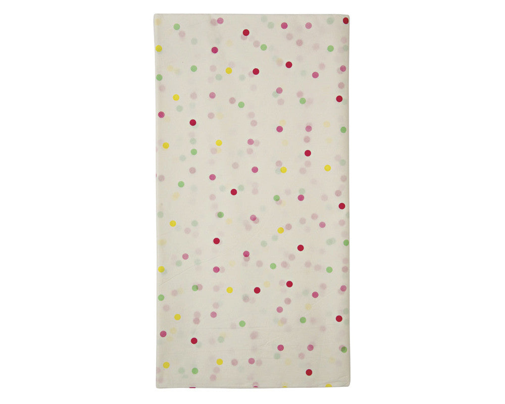 Pink and Red Polka Dot Tablecloth - Undercover Hostess - 1