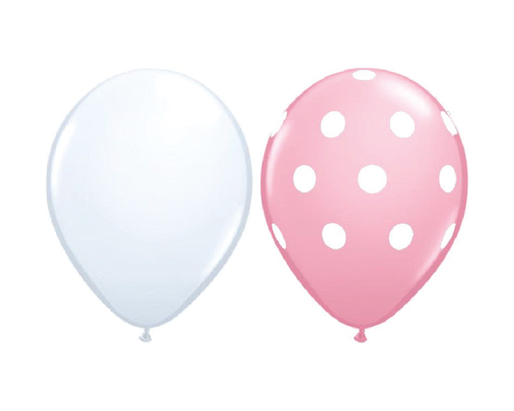 Shabby Chic Pony Party Balloons - Undercover Hostess