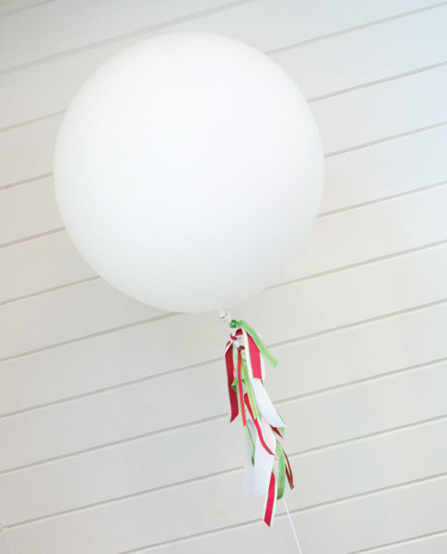 The Preppy Bride Statement Balloon & Tassel Set - Undercover Hostess