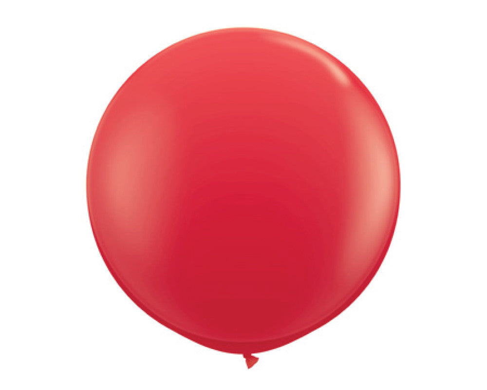 "Red 36"" Balloon - Undercover Hostess - 1"