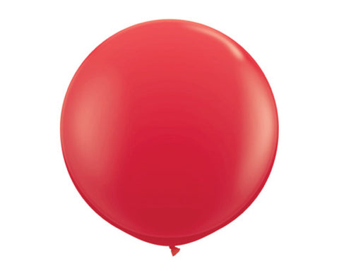 "Red 36"" Balloon"