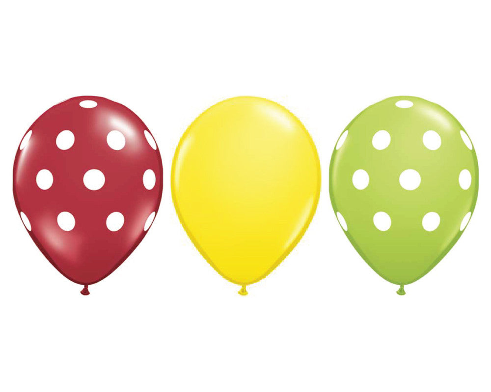 Calling All Superheroes Balloons - Undercover Hostess