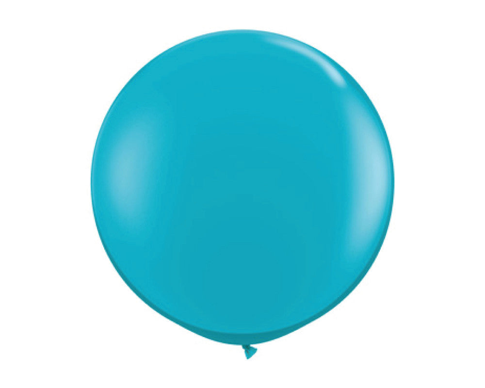 "Teal 36"" Balloon - Undercover Hostess - 1"