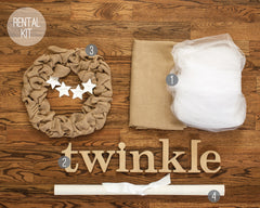 Twinkle Twinkle Little Shower Hostess Kit - Undercover Hostess - 10
