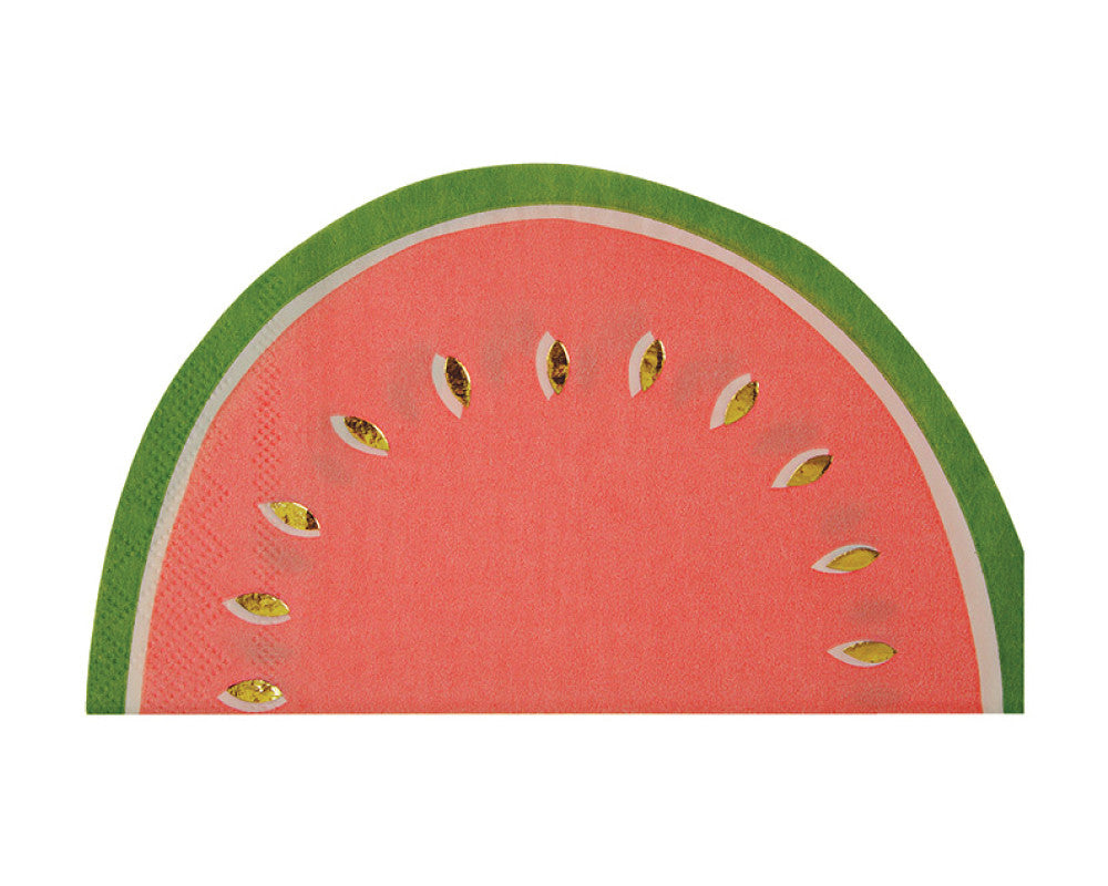 Watermelon Napkins - Undercover Hostess