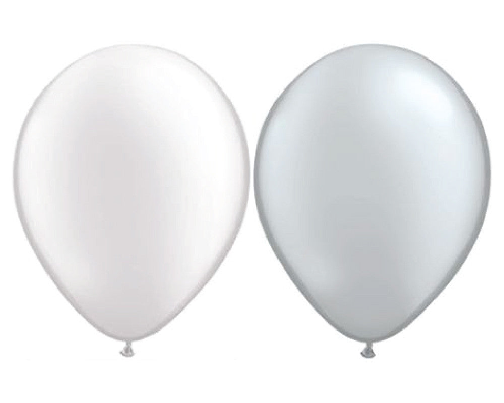 Winter Wonderland Balloons - Undercover Hostess