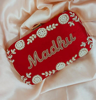 Maahi's Exclusive Clutch - 004