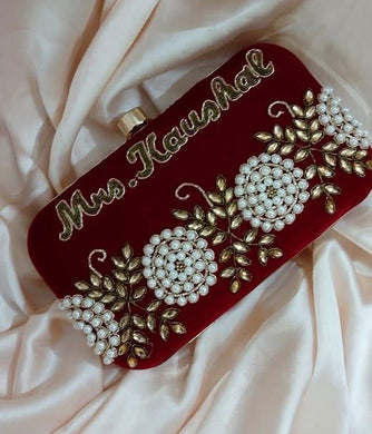 Maahi's Exclusive Clutch - 003