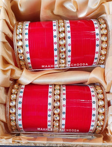 Exclusive American Diamond Chura - 009