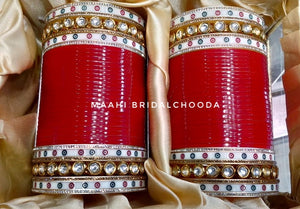 Exclusive American Diamond Chura - 012