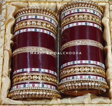 Exclusive American Diamond Chura - 013