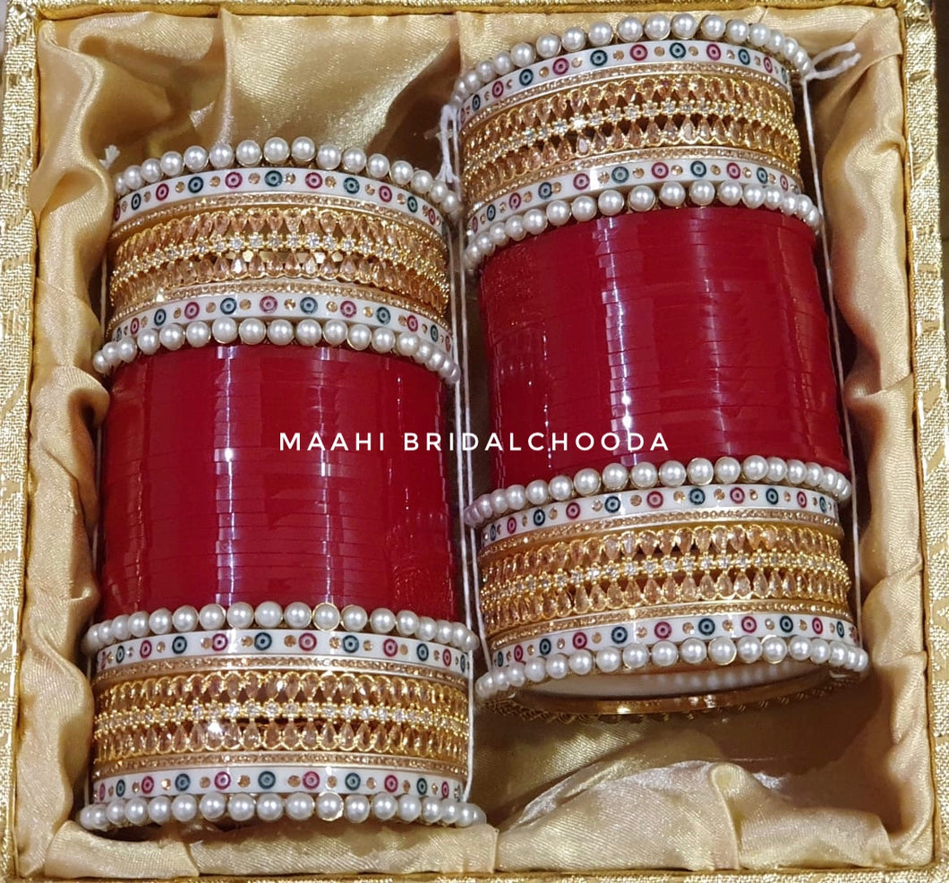 Exclusive American Diamond Chura - 015