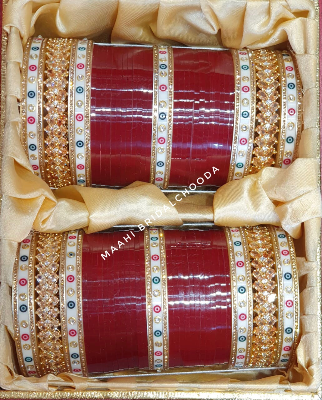 Exclusive American Diamond Chura - 017
