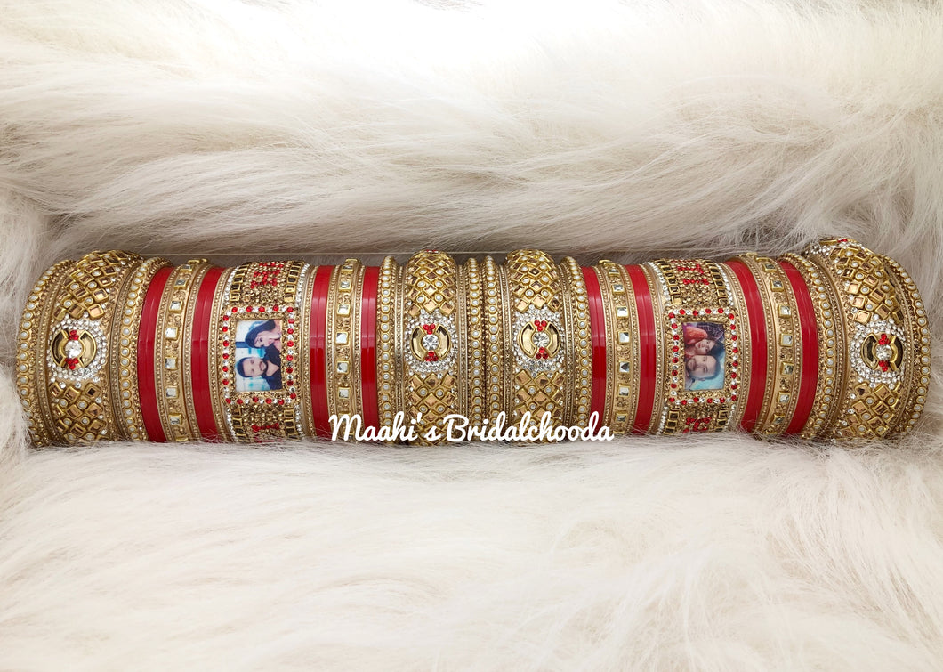 Maahi's Exclusive Personalized Chooda - 021 - Bridalchooda