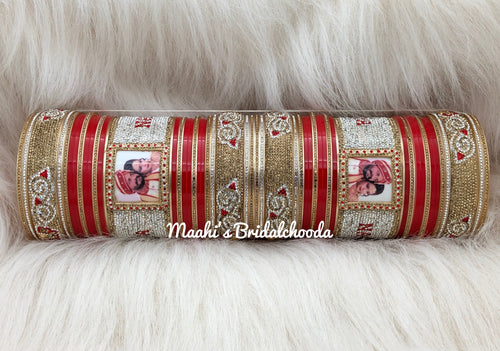 Maahi's Exclusive Personalized Chooda - 022 - Bridalchooda