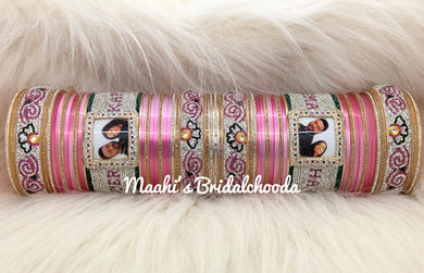 Maahi's Exclusive Personalized Chooda - 037
