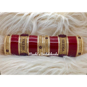Maahi's Exclusive Personalized Chooda - 032