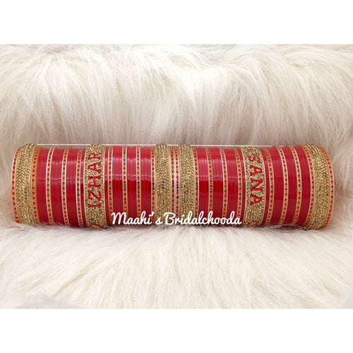 Maahi's Exclusive Personalized Chooda - 016 - Bridalchooda