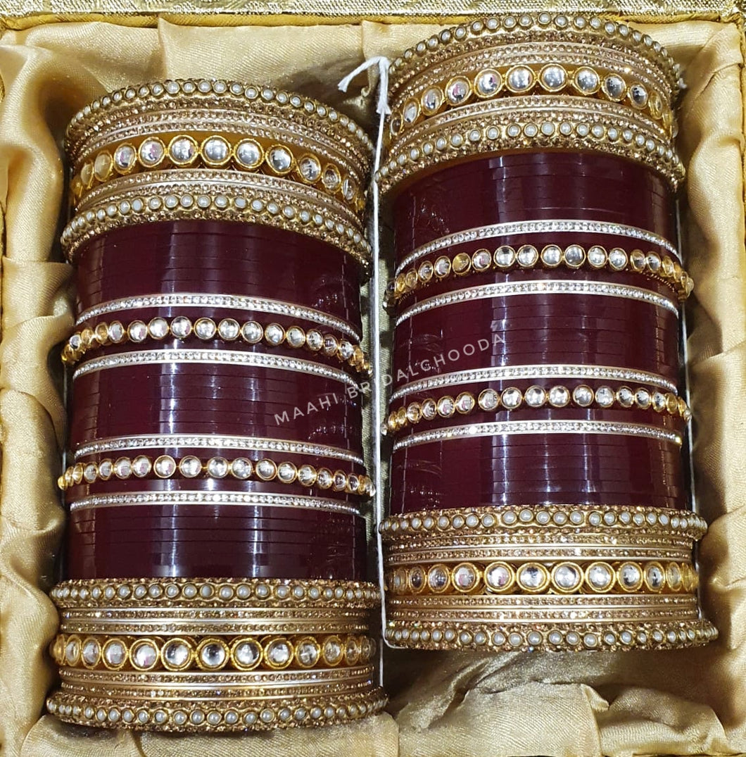 Exclusive American Diamond Chura - 024