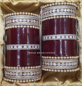 Exclusive American Diamond Chura - 027