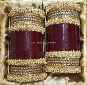 Exclusive American Diamond Chura - 029