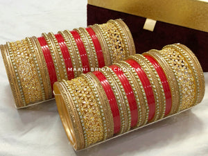 Exclusive American Diamond Chura - 030