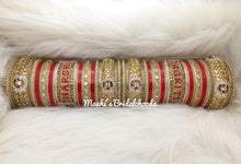 Load image into Gallery viewer, Maahi's Exclusive Personalized Chooda - 021 - Bridalchooda