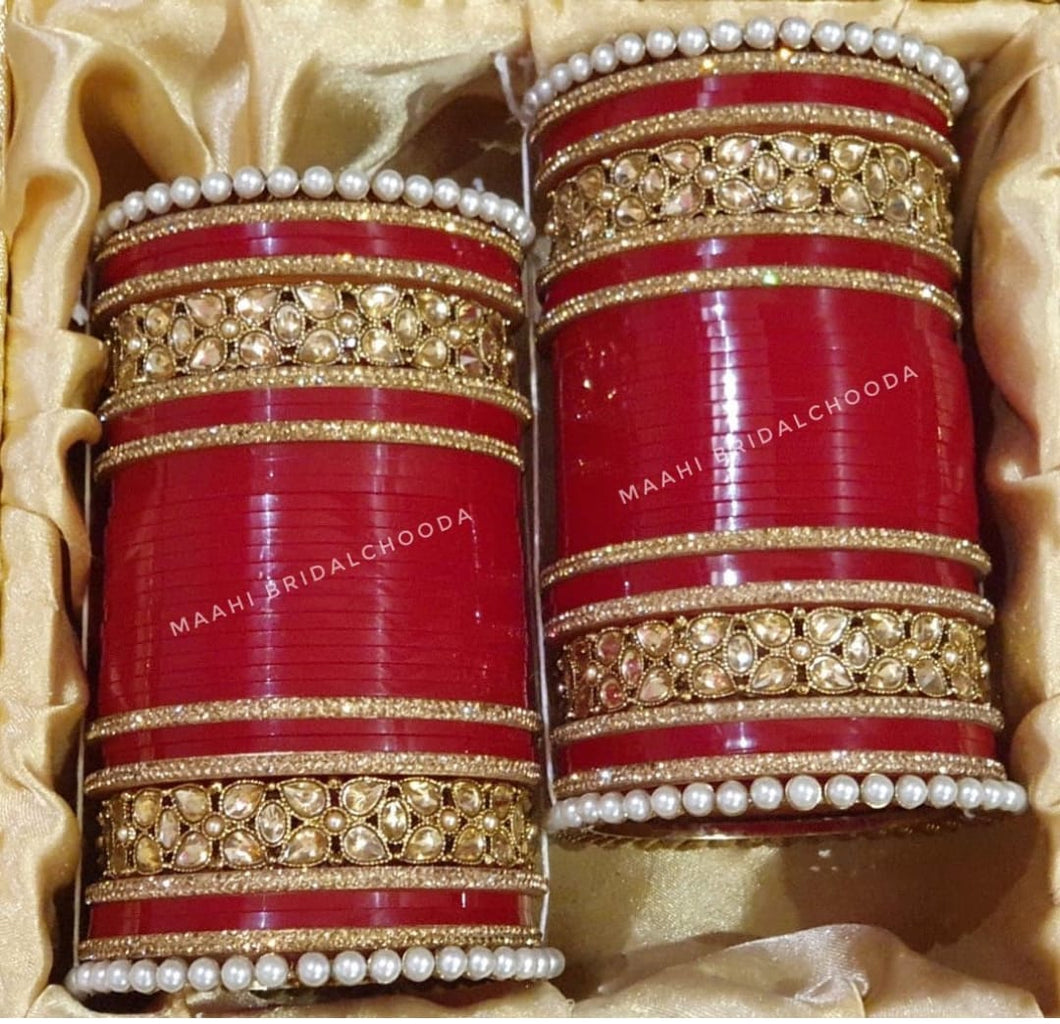 Exclusive Kundan Chura - 032